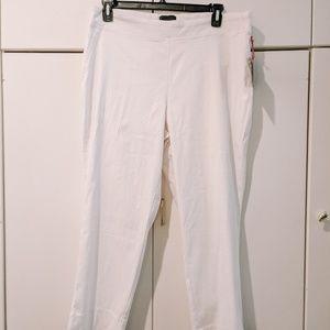 FINAL SALE!!! Cynthia Rowley White Pants w/ Tags